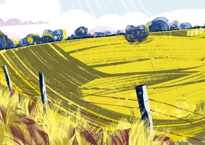 Slad Field