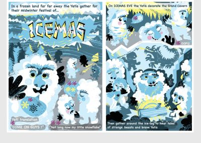 Icemas spread 1